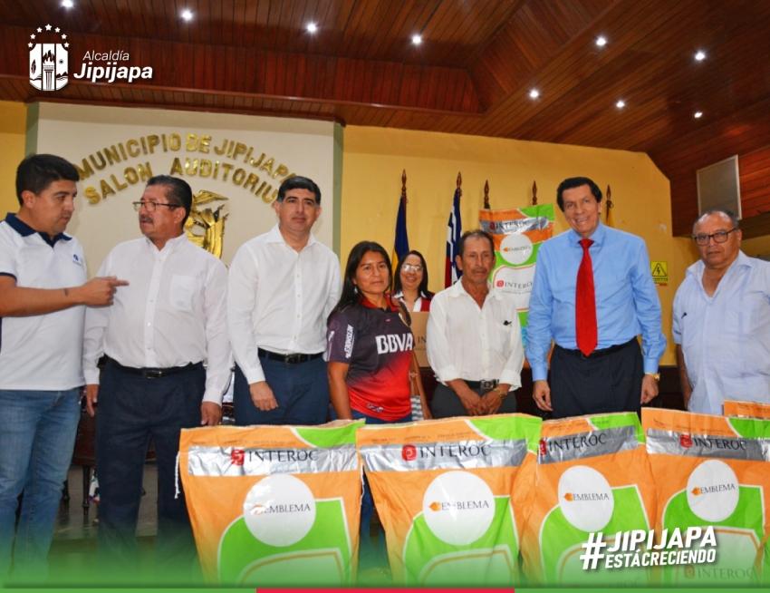 Alianza estratégica que beneficia a los agricultores del cantón