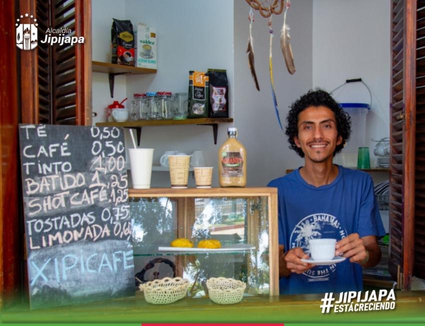 El Municipio de Jipijapa pondera las iniciativas de los jóvenes emprendedores
